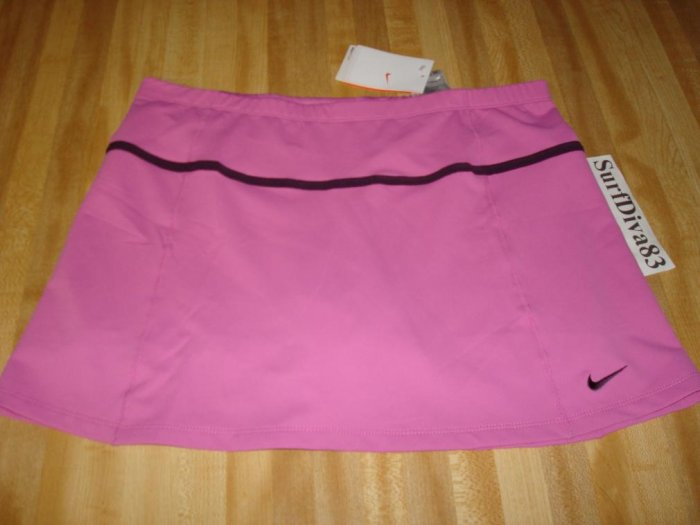 NwT M NIKE DRI-FIT Power Sphere Tennis Skirt Women New
