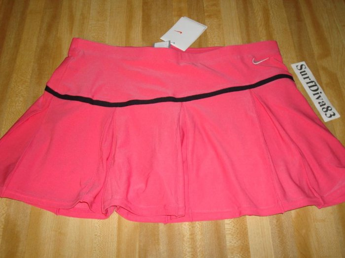 NwT L NIKE DRI-FIT Control Tennis Skirt Women New $55