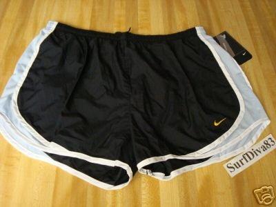 NwT XL NIKE DRI-FIT Women TEMPO Run/Track Shorts NeW