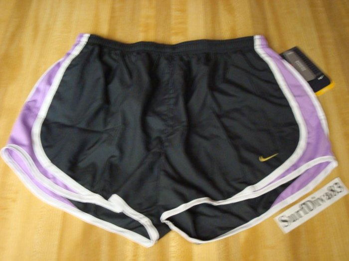 NwT XL NIKE DRI-FIT Women TEMPO Run/Track Shorts NeW  Xlarge