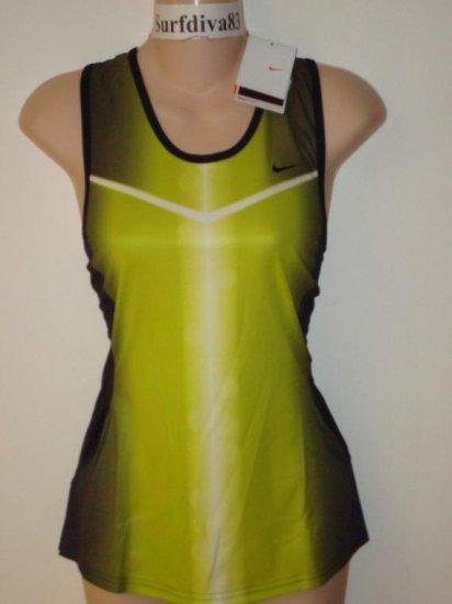Nwt M NIKE Dri-Fit Women Race Day Tank Top Shirt New Medium