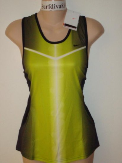 Nwt S NIKE Dri-Fit Women Race Day Tank Top Shirt New Small