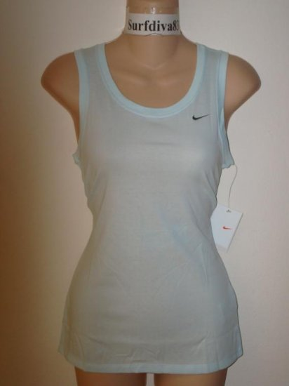 Nwt S NIKE DRI-FIT Women Fitness Tank Top Shirt New Small