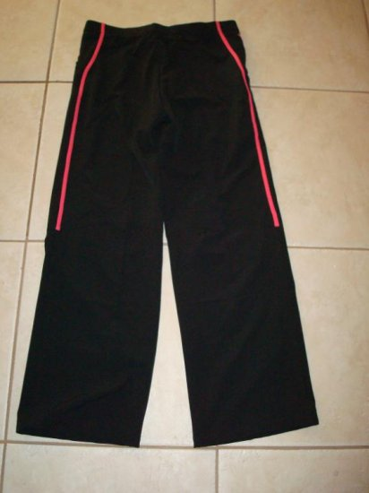Nwt M NIKE DRI-FIT Pinnacle Woven Women Pants New $75 Medium Black