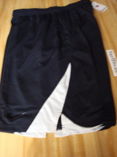 NwT XL NIKE Dri-FIT Black Basketball Shorts Men NeW Xlarge