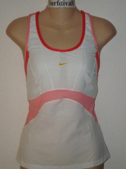 Nwt XL NIKE DRI-FIT Women Tank Top Shirt New Tennis Xlarge Cool Motion