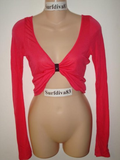 Nwt S 4 6 NIKE Pink Fitness Dance Top Shirt New Women Small