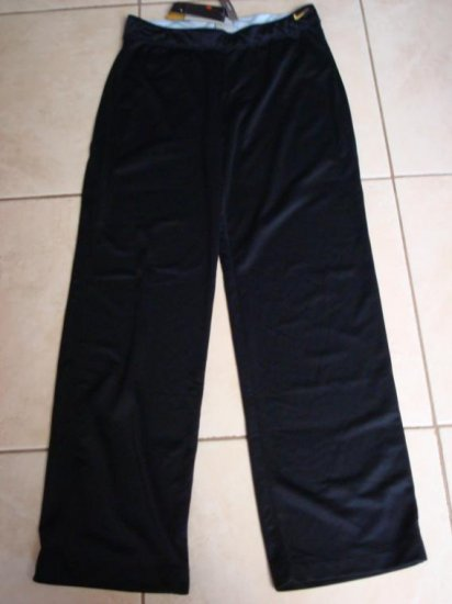 Nwt S 4 6 NIKE Sphere Dry Action Women Pants New $60 Black