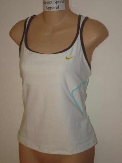 Nwt M NIKE Women Fit Dry Pinnacle Sport Tank Top New Medium