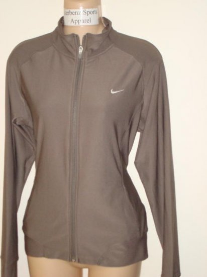 Nwt M 8-10 NIKE Women Fit Dry Club Tennis Jacket New Medium 227502-207