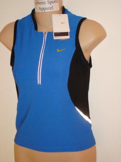 Nwt M NIKE Women Fit Dry Terrain Tank Top Shirt New $50 Medium 234866-499