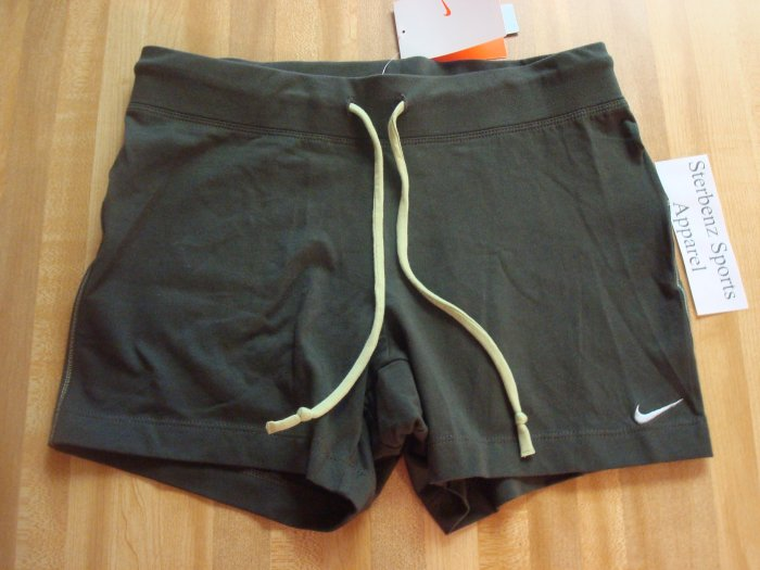 Nwt M 8-10 NIKE Women Fitted Fitness WorkOut Shorts New Medium 127833-261