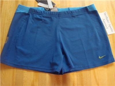 Nwt S NIKE Women Fit Dry Acceleration Knit Shorts New Small 211654-442