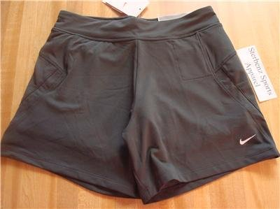Nwt XS 0-2 NIKE Women Fit Dry Perfect 2-in-1 Shorts New Xsmall