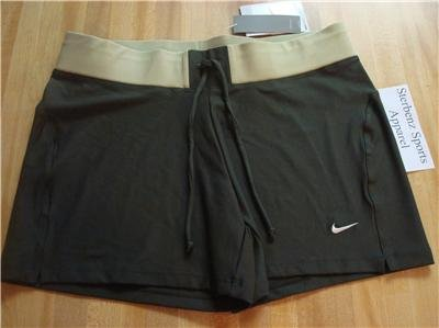 Nwt M NIKE Women Fit Dry Loose-FIT Workout Shorts New Medium 207251-261