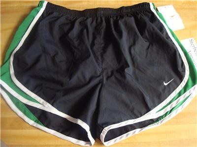 Nwt M NIKE Women Fit Dry Tempo Running Track Shorts New Medium 211646-026