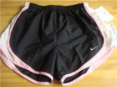 Nwt M NIKE Women Fit Dry Tempo Running Track Shorts New Medium 211646-040