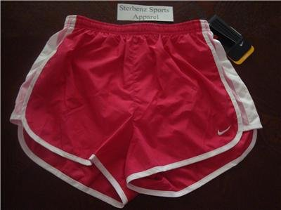 Nwt XS 0-2 NIKE Women Fit Dry Running Track Shorts New Xsmall 211071-608