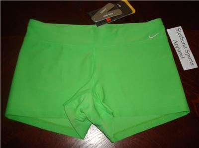 Nwt M NIKE Women Fit Dry Low-rise WorkOut Shorts New Medium 224173-343