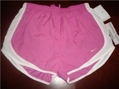 Nwt M NIKE Women Fit Dry Tempo Running Track Shorts New Medium 211646-687