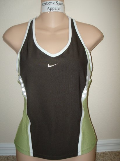 Nwt S NIKE Women Fit Dry Personal Best Tank Top New $48 Small 252277-261