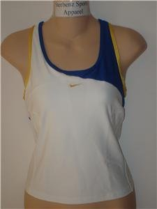 Nwt S NIKE Women Fit Dry Personal Best Velocity Top New Small 157596-100