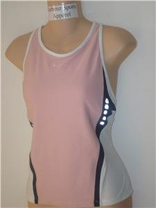 Nwt M NIKE Women Fit Dry Personal Best Tank Top New $48 Medium 252277-627