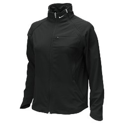Nwt M NIKE Women Fit Dry Black Pinnacle Jacket New $90 Medium 227495-010