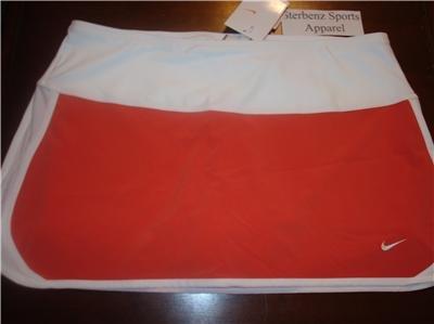 Nwt M NIKE Women Fit Dry CONTROL TEMPO Tennis Skirt New Medium 203204-823