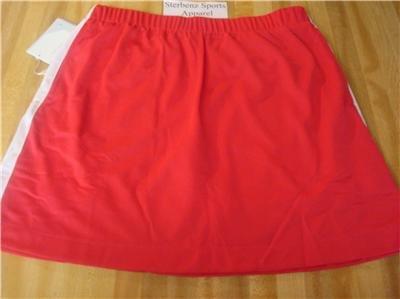 Nwt M NIKE GOLF Women Fit Dry Tech Pique Knit Skirt New Medium 256871-650
