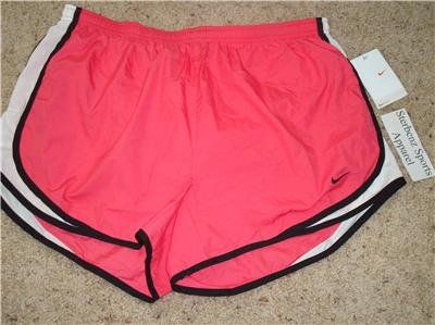 Nwt XL NIKE Women Tempo Running Track Shorts New FitDry XLarge 211646-837