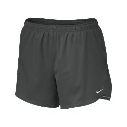 Nwt M NIKE Women Fit Dry Black Trail Music Shorts New Medium 255777-010