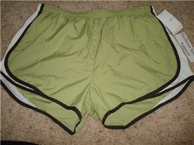Nwt XL NIKE Women FitDry Tempo Running Track Shorts New XLarge 211646-383