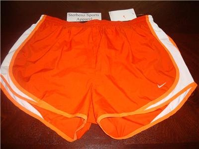 Nwt XL NIKE Women FitDry Tempo Running Track Shorts New XLarge 211646-888