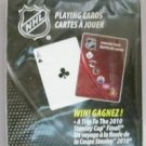 Brand New Bicycle NHL Sealed Playing Cards
