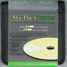 Mediatote CD DVD Black Carrying Case 24