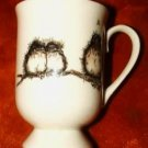 1977 Mary Mug Gold Trim Mug