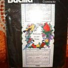 Bucilla Welcome To Our Home Needlcraft Kit
