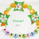 Childrens Girls Princess Boutique Bracelet