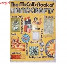 The McCall's Book of Handcrafts 1972