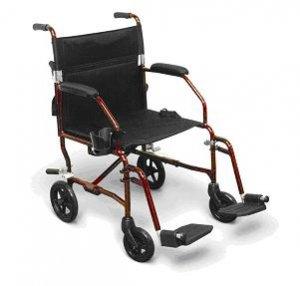 New Super Lightweight Transport Wheelchair/Wheel Chair