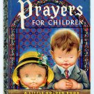 Prayers for Children Little Golden Book Eloise Wilkin
