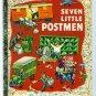 Seven Little Postmen Little Golden Book