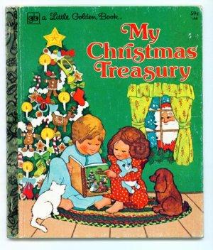My Christmas Treasury Little Golden Book