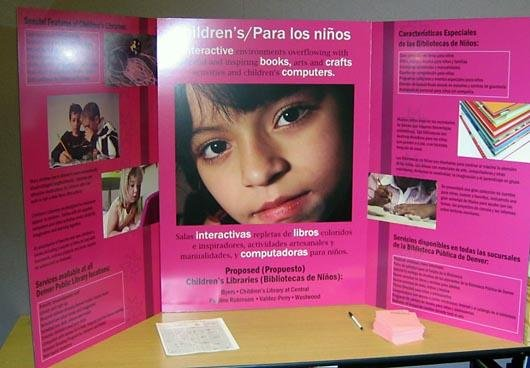 Library Ser to Spanish Speaking Patrons  Understanding History