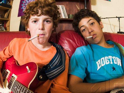 Juvenile Delinquency - Gang Delinquency