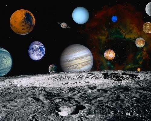 Science - The Earth & Other Planets