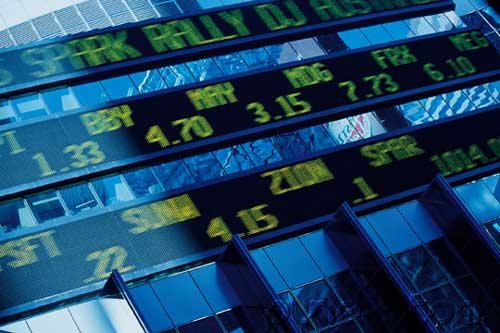 Stock Market - Brokers - Investment Companies & Services
