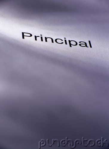 The Principalship - The Change Process
