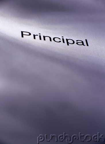 The Principalship - The Principal And The Law
